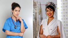 NHS doctor becomes longest ever serving Miss England after competition postponed