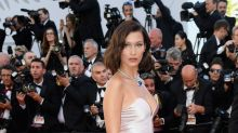 Bella Hadid Leaves Little to the Imagination With Revealing Cannes Gown