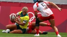 Olympics-Rugby-Australia, New Zealand live up to favourites tag in women's Sevens