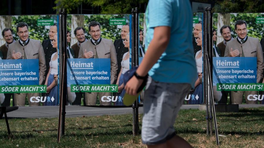 SPD klaut CSU-Slogan «Söder macht's» im Internet