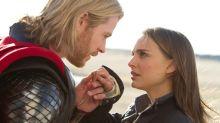 Natalie Portman says she'll look like Chris Hemsworth's 'little grandma' in 'Thor: Love and Thunder'