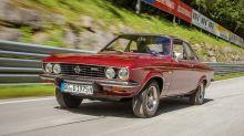 Zeitreise: Unterwegs im Opel Manta A von 1975