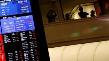World stocks hit record high as corporate America shines