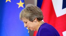 UK might need to seek a short extension to Brexit transition - May
