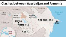 New clashes on Azerbaijan-Armenia border