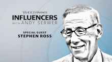 Stephen Ross joins Influencers with Andy Serwer