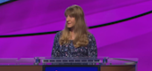 "Priscilla Drobes on ""Jeopardy!"" (ABC)"