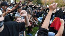 20,000 Sydneysiders rally for black lives