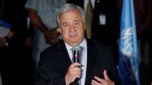 U.N. secretary-general 'deeply troubled' by Saudi journalist's death