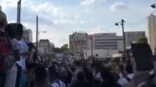 Protesters Rally in Paris After George Floyd's Death Inspires Global Demonstrations
