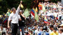 """Venezuela: Juan Guaidó llama a una """"protesta permanente para lograr lo que pasó en Bolivia"""""""