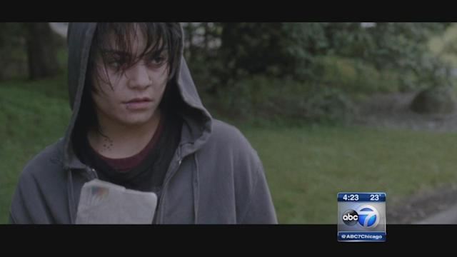 Vanessa Hudgens on ?Gimme Shelter?
