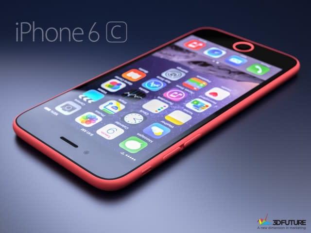 Schickes Konzept: So könnte das iPhone 6C aussehen