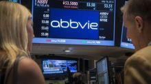 AbbVie Rises 3%