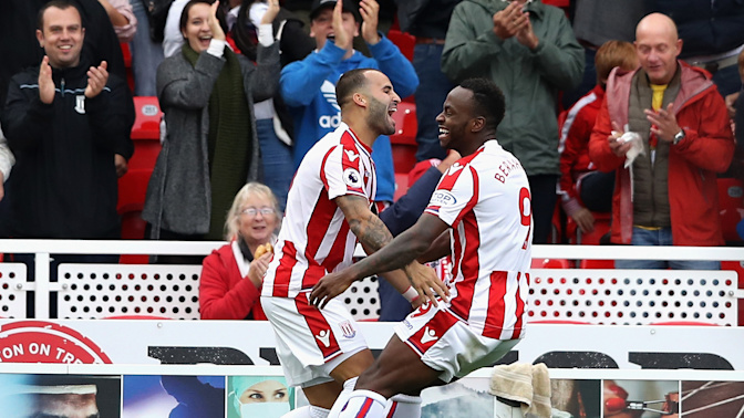 Jese shatters Arsenal with debut goal as Stoke get off the mark