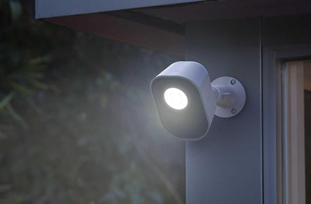 Arlo's smart security light helps ward off nighttime intruders