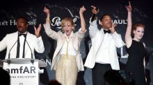 Leonardo DiCaprio, David Beckham, Will Smith Steal the Show at Cannes amfAR Gala