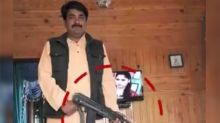 Don is don, says Rambo neta posing with AK-47. Not one of us, says BJP