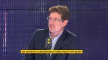 Dons pour Notre-Dame : Pascal Canfin appelle les grandes fortunes à renoncer au dispositif de défiscalisation