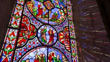 An illuminating introduction to stained glass painting