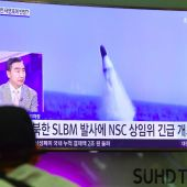 UN chief says N.Korea missile launch 'deeply troubling'