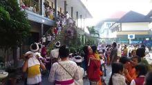 Terremoto de 5,7 de magnitude gera pânico em Bali
