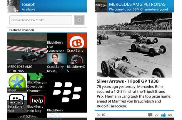 BBM Channels launches today for BlackBerry smartphones