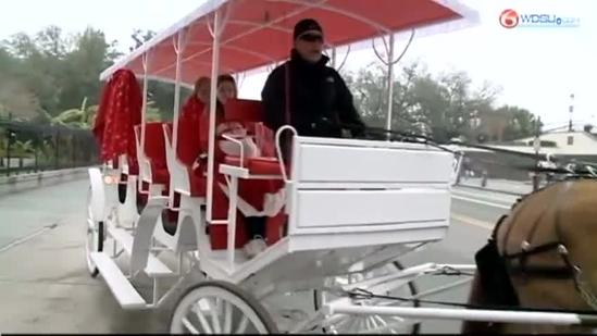 French Quarter Carriages forced out due to Super Bowl