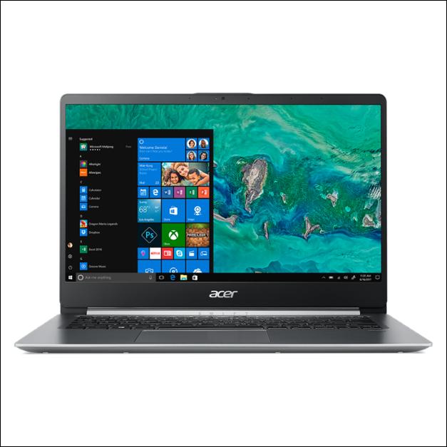 "Acer Swift 1, 14"" Full HD Notebook, Intel Pentium"