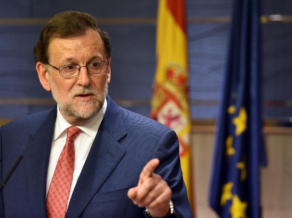 Spain's interim Prime Minister Mariano Rajoy has been in power since 2011 (AFP Photo/Gerard Julien)