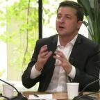 Ukraine PM gets second chance after audio leak