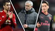 Gossip:  Man Utd 'seek to bring in Ozil' and more