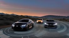 Lexus makes camera and radar safety features standard for 2020 cars