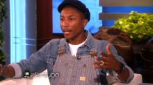 Pharrell Williams Endorses Hillary Clinton