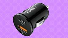 Get your (phone's) motor running: Amazon's No. 1 bestselling car charger is nearly half off — get it for just $8