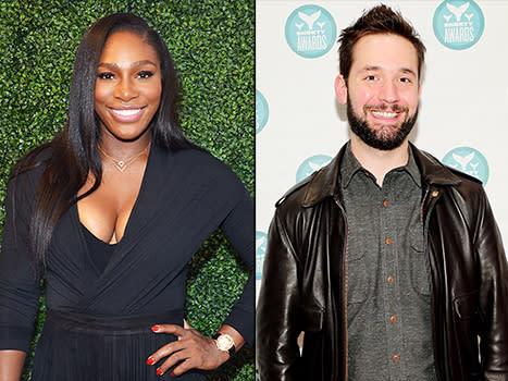 Serena dating