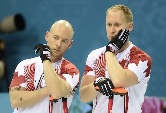 Men's curling struggles manifest in disappointing 5-4 loss ...