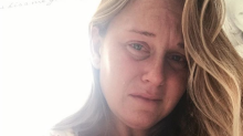 Mom's emotional photo shows what it's really like to breastfeed