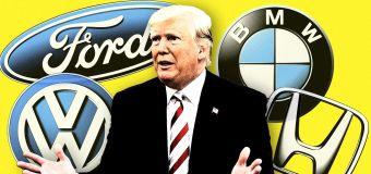 Trump fumes over Calif. emissions deal