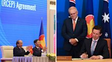 What the world's largest trade deal means for Australia