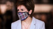 Wear face coverings over nose and mouth, stresses No 10