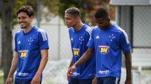 Com salários atrasados, Cruzeiro oferece Cacá e Maurício a clubes estrangeiros
