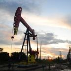 Oil rises, supported by U.S. fuel stock draws but weighed by crude build