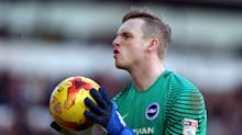 Championship: Norwich City 2 Brighton 0 - Stockdale nightmare makes visitors wait for title
