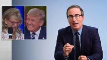 John Oliver Says Town Hall Revealed 'the Perfect Way to Ask Trump a Question'