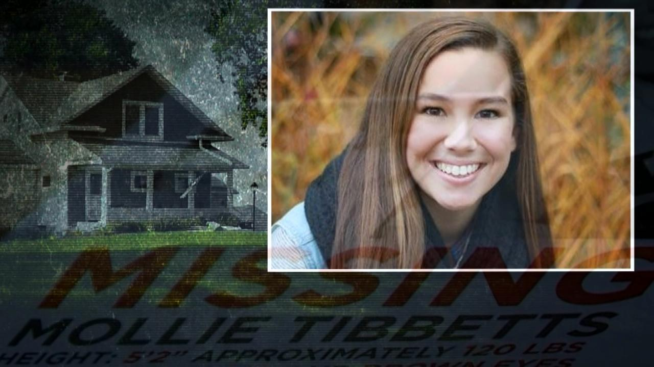 Mollie Tibbetts' Father Reluctantly Returns Home After a Month