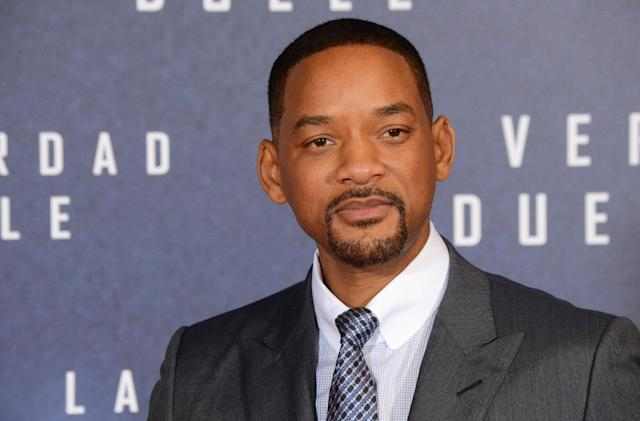 Netflix wants Will Smith's next feature film