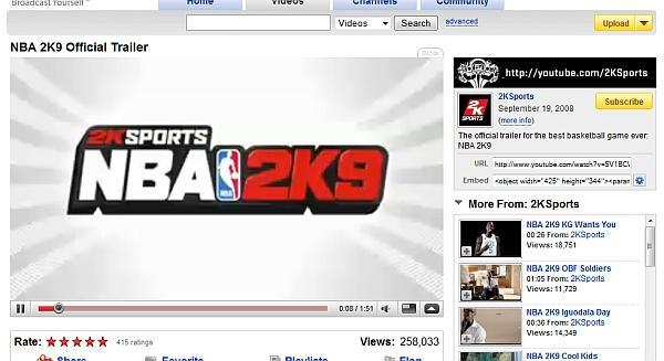 YouTube shifts to a widescreen view of internet video