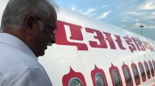 Air India flight delayed. Bad news. Aviation minister on board, calls up CMD