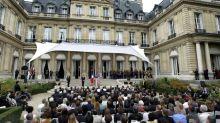 Trump se llevó obras de arte de la residencia del embajador de EEUU en París en 2018